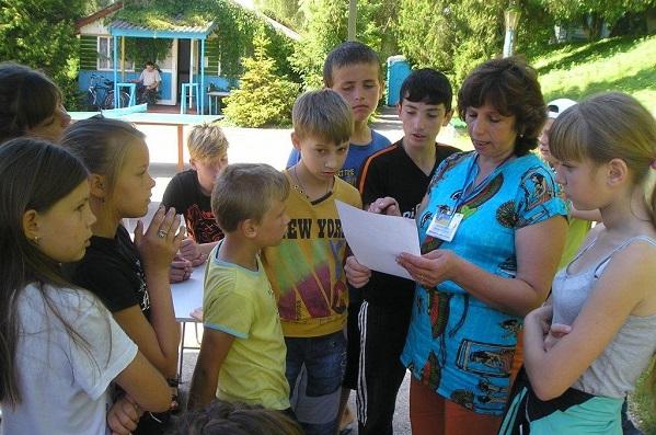 Дітям у Ланівцях запропонували дивні мандри