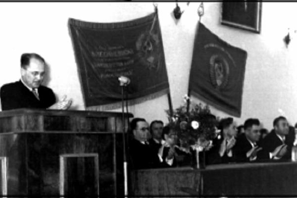 Сторіччя з дня народження першого ректора тернопільського медуніверситету