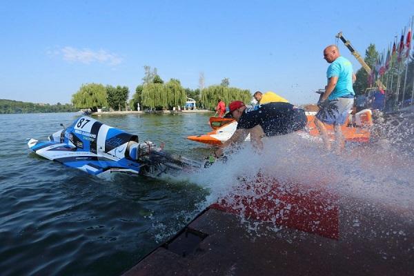 На Чемпіонат світу та Європи з водно-моторного спору до Тернополя приїхала рекордна кількість команд