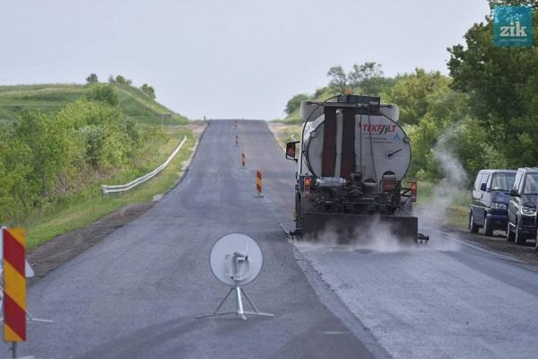 Траса  Львів – Тернопіль отримала новий статус