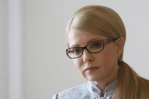 Юлія Тимошенко: Необхідне екстрене засідання у Раді для обговорення катастрофічної ситуації в країні