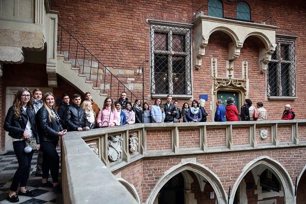 У Польщі студенти Тернопільського економічного балансували між правом і економікою