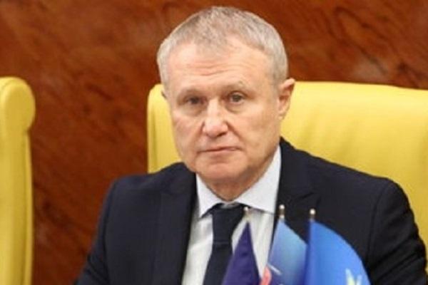 Колишній глава ФФУ Григорій Суркіс знову опинився в епіцентру скандалу