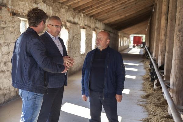 Ферму, яка простоювала 15 років, відновила компанія «Агропродсервіс»