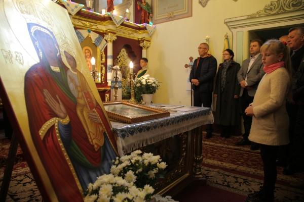 Ще один храм на Тернопільщині отримав цінний подарунок (Фото)