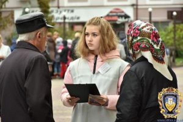 Студенти Тернопільського медуніверситету вийшли на вулицю
