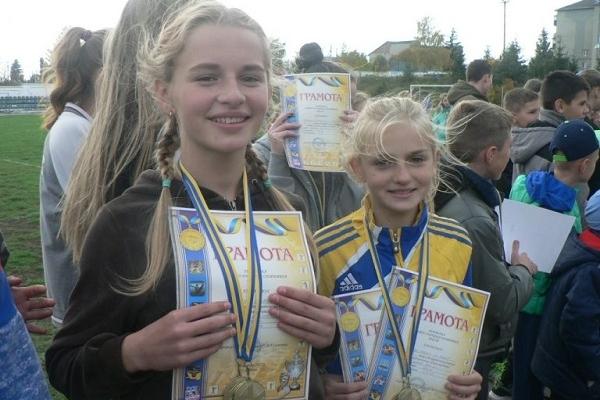 Зборівська битва юних прихильників легкої атлетики