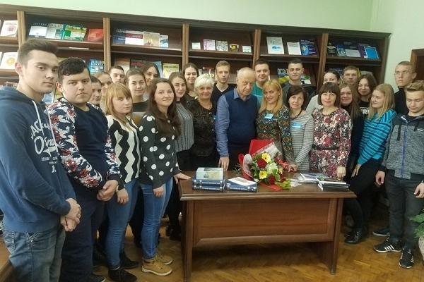 Богдан Мельничук пішов до першокурсників