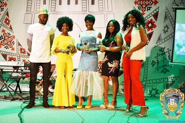 Студенти з Нігерії  показали у Тернополі себе (фото, відео)