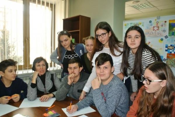 Юні тернополяни стали учасниками клубу «Час Z» (Фото)