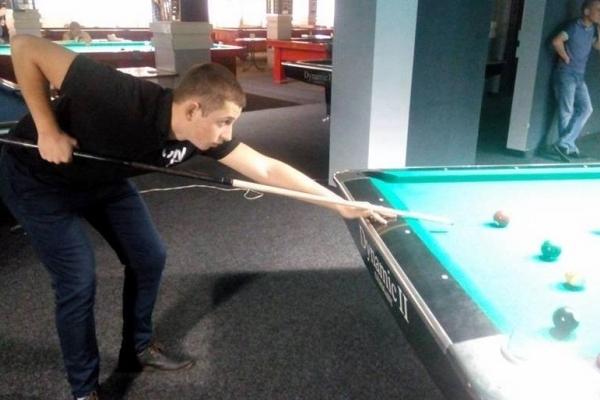 Тернопільські студенти грали в Києві у більярд