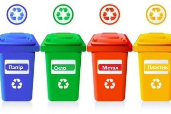 Школярі на Тернопільщині переконують, що сортування сміття – справа кожного