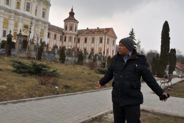 Чому іноземець Мартін Ройтер любить Кременець і готовий вкладати в нього власні кошти