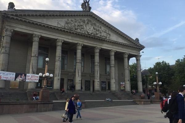 У Тернополі нове місце відпочинку (Фото)