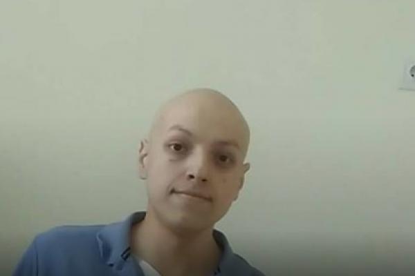Юнак з Тернопільщини хворіє на рак: тернополян просять допомогти