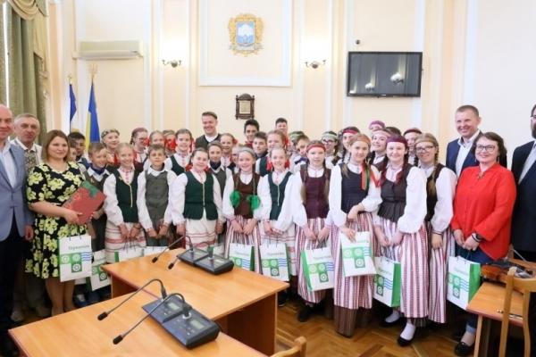 Школи Тернополя та литовського міста Таураге підписали Меморандум про співпрацю