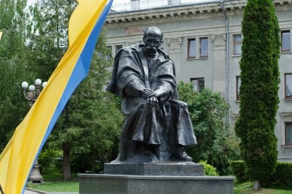 У Тернополі вшанували пам'ять Тараса Шевченка (Фото)