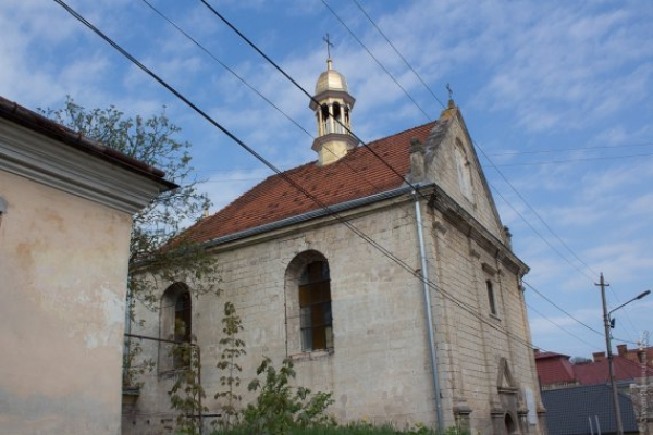 Як виглядає єдина вірменська церква на Тернопільщині