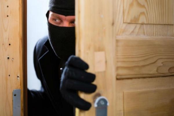 Злодія «видали» двері, що скрипіли (Фото)