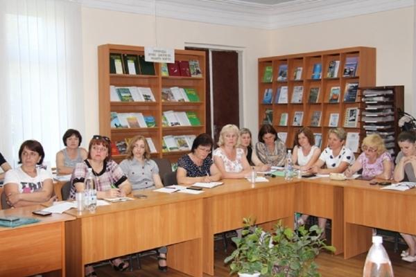 На Тернопільщині бібліотекарі обмінювались досвідом