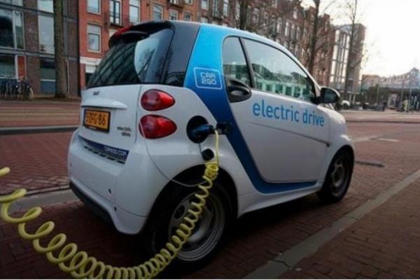 На Тернопільщині з'являться зарядки для електромобілів