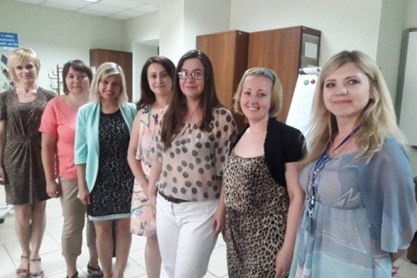 У Тернополі навчали безробітних жінок, як формувати позитивні емоції