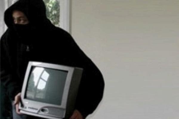 На Шумщині затримали крадія телевізора