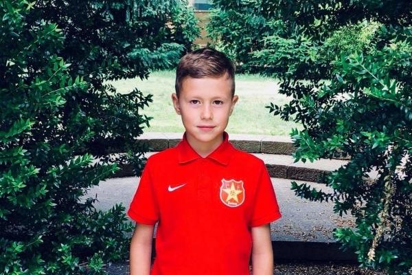 8-річний українець навчатиметься у футбольній академії «Барселони»