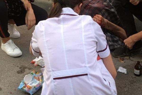 У Тернополі біля «Подолян» сильно побили чоловіка
