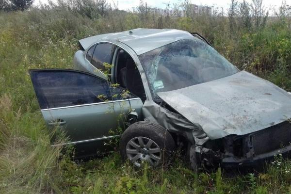 Під знаком «Тернопіль» загинула в аварії людина