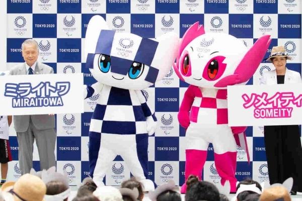 Затвердили імена талісманів Олімпіади та Паралімпіади 2020 року