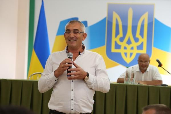 Іван Чайківський: хочу застосувати свої вміння для інших компаній, які своєю щоденною працею зміцнюють економіку області
