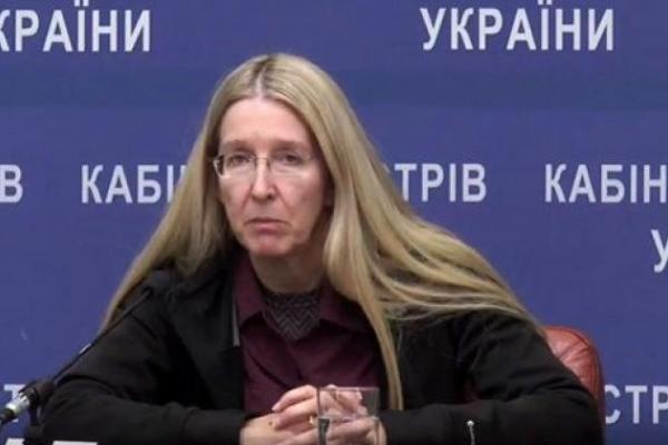 Очільниця медицини стверджує, що наші україночки спиваються