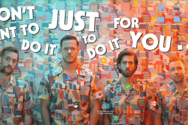 Imagine Dragons випустили новий кліп про проблеми інтернет-покоління