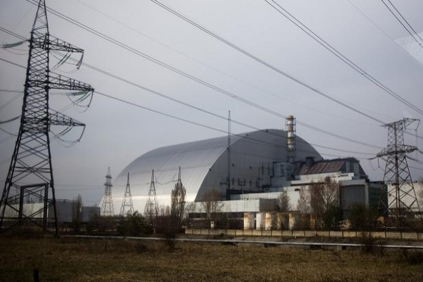 В Чорнобилі знову збудують електростанції