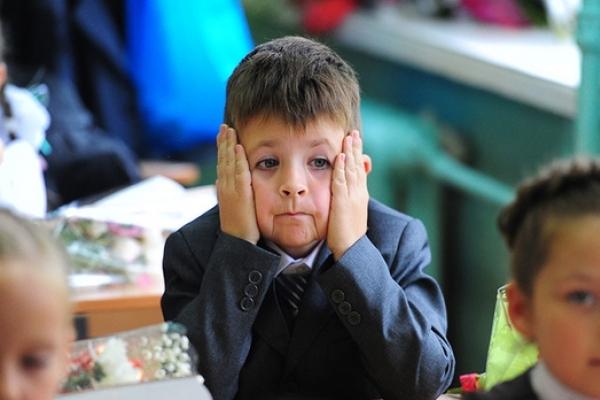 На Тернопільщині діти змушені вчитися по підручниках, які ще не надруковані