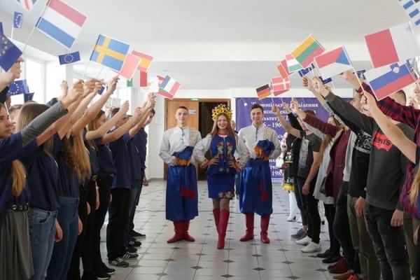 Тернопільські студенти поговорили з віце-прем'єром про євроінтеграцію