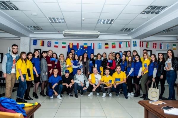 Студенти «мірялись» знаннями про ЄС (Фото)
