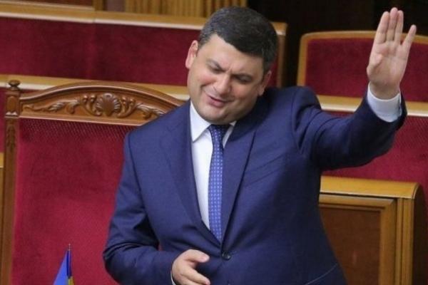 Середня зарплата в Україні може досягти 10 тис. гривень наприкінці року, - Гройсман