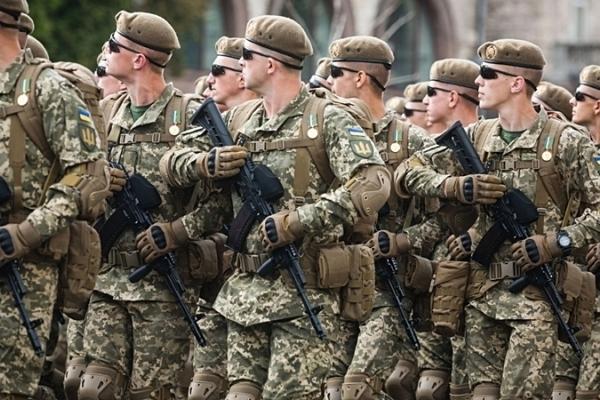Українське військо - в ТОП-10 армій Європи і ТОП-30 світу