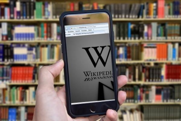 Українська «Вікіпедія» лідирує за кількістю нових статей у світі