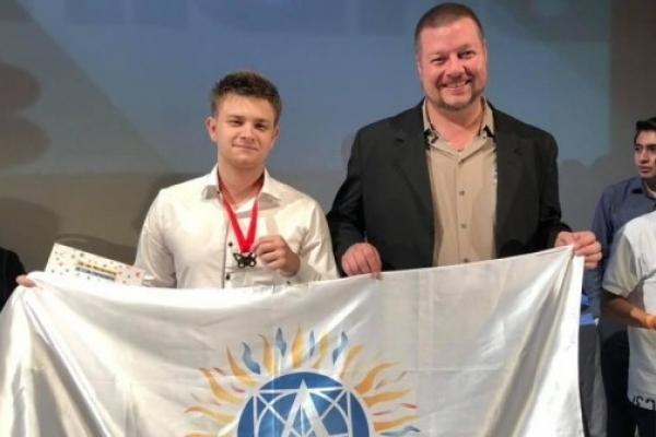 Студент переміг на науковому конкурсі в Мексиці