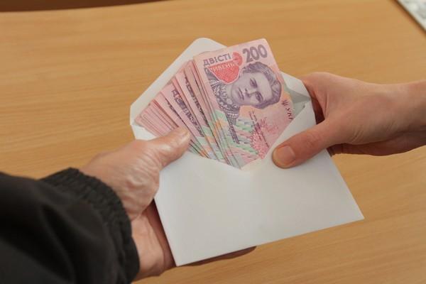 Який штраф світить за зарплату в конверті