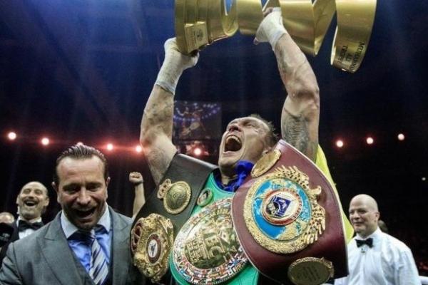 «Мені взагалі пофіг»: Український чемпіон відповів на звинувачення у сепаратизмі