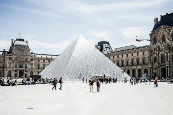 Лувр встановив світовий рекорд відвідуваності в 2018 році