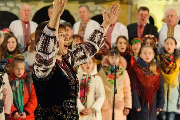 Тернополян та гостей запрошують на фестиваль колядок в Церкву св.Петра (Фото)