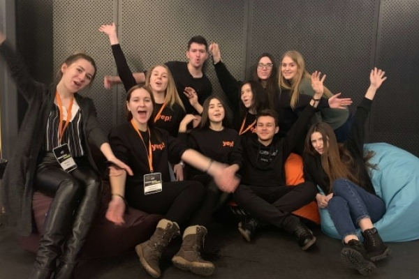 Українські студенти відвідали sTARTUp Day в Естонії