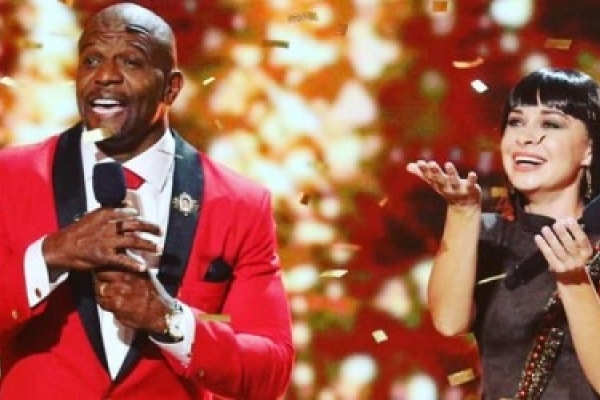Українка пройшла до фіналу шоу America's Got Talent
