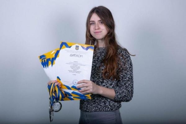 Тернопільська студенткa прославилась на всю Україну