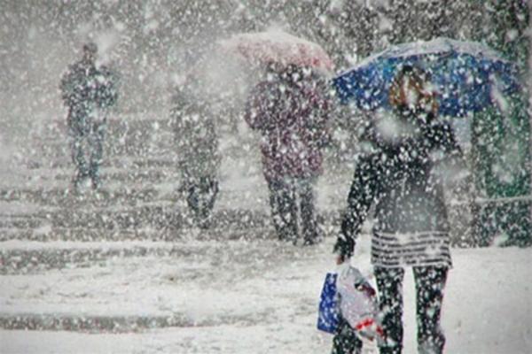 До -17: Синоптики попередили українців про погодний «удар» на вихідні